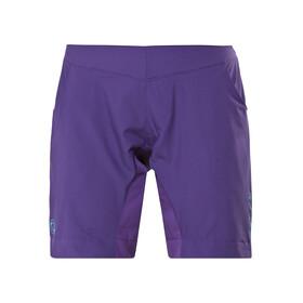 Endura Trekkit Shorts Damen Lila